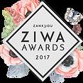 ziwa awards zankyou