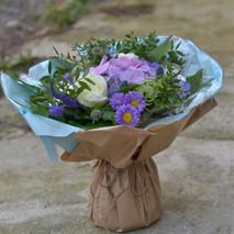Bouquet cérémonie deuil