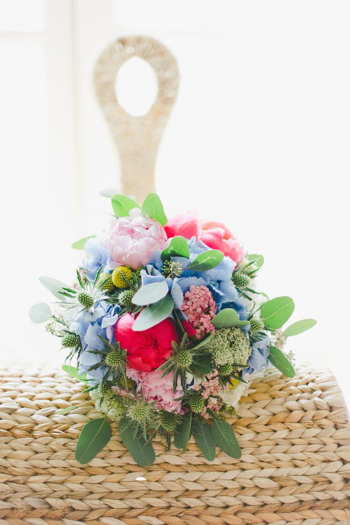 Le bouquet de mariée
