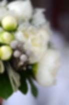 pivoines blanches bouquet de mariee rennes