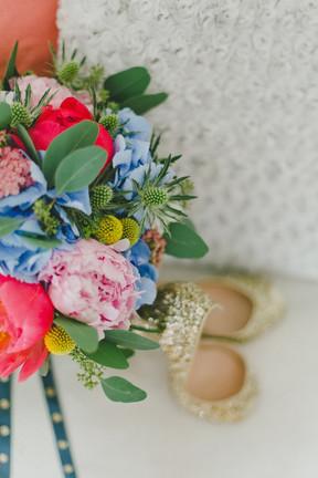 Bouquet pétillant