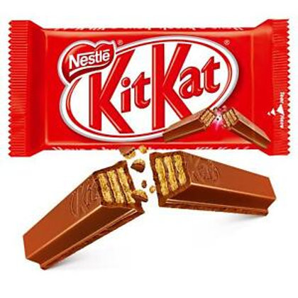 Barre de Chocolat au Lait Kit Kat