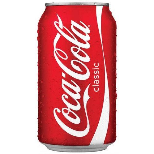 Canette Coca Cola 33 cl