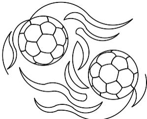 Blackman Designs soccerflames 377