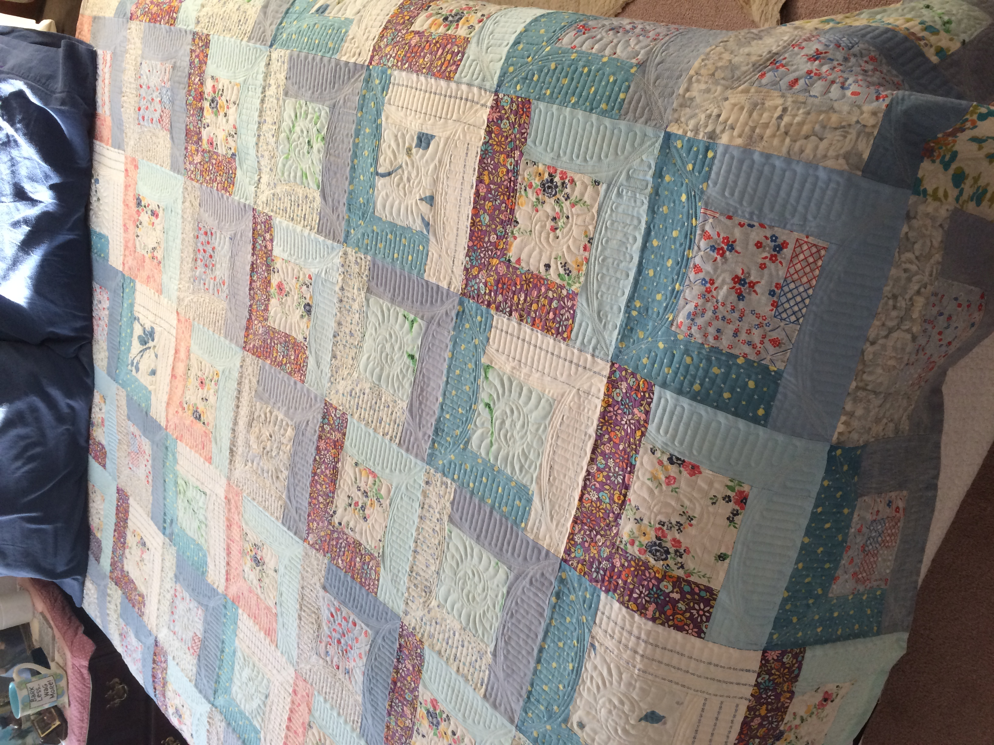 Antique Quilt restoration