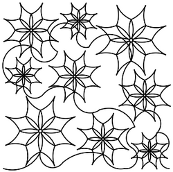 Eight Point Star2  E2E_264