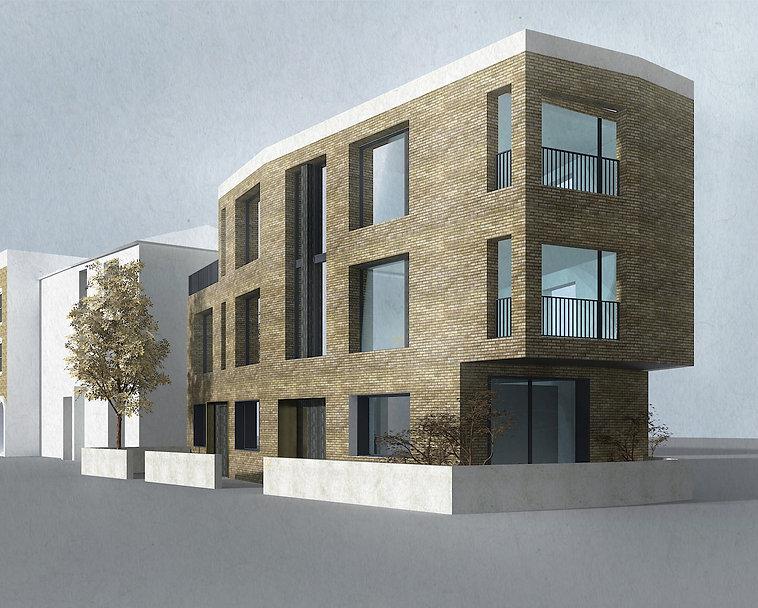 London Infill Site Housing