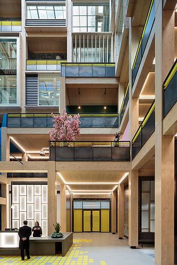 London Workspace Architect Londo