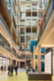 Architect London Workspace T`imber
