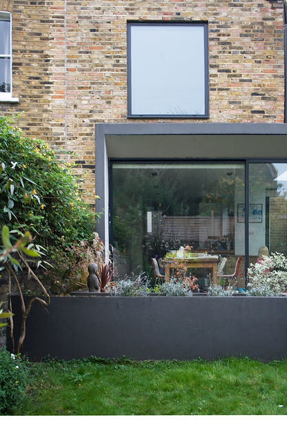London Extension Architect