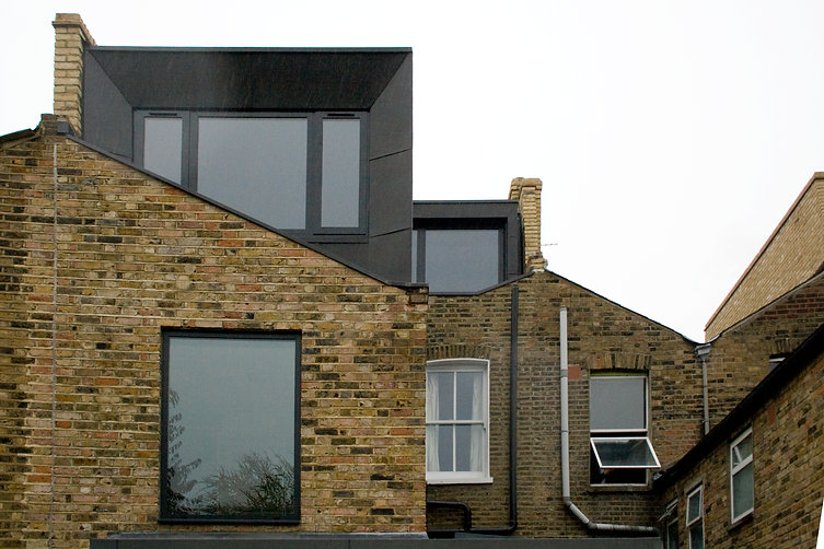 London roof extension