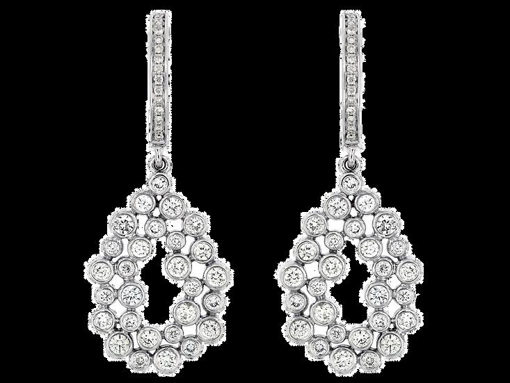 DIAMOND EARRING  WC6822D