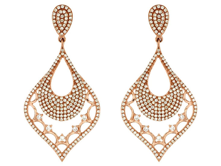 DIAMOND EARRING PC6665D