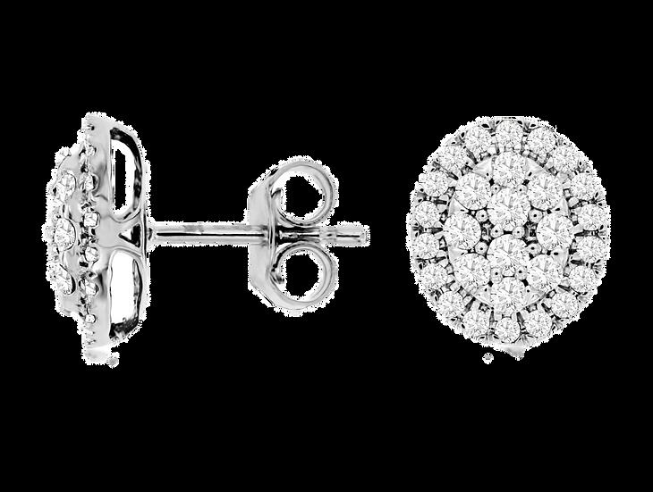 DIAMOND EARRING WC8450D