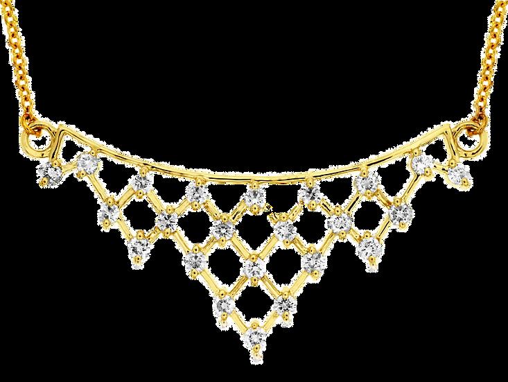 DIAMOND NECKLACE C8011D