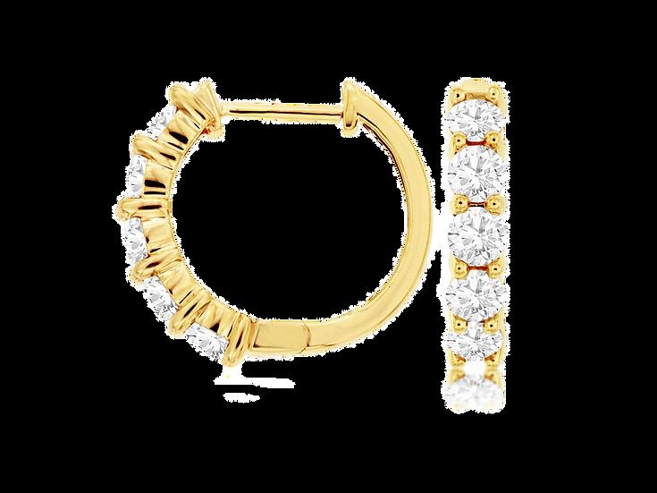 DIAMOND EARRING C8032D
