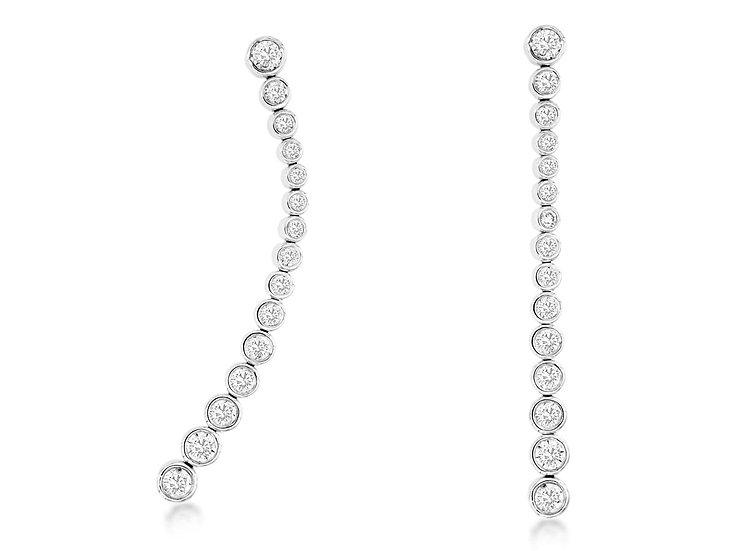 DIAMOND EARRING WC9012D