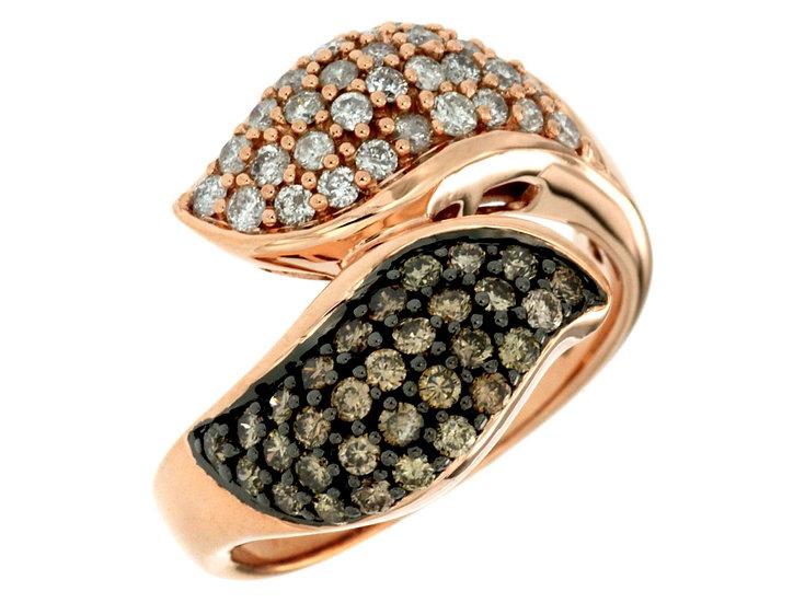 DIAMOND & MOCHA RING PC6844V