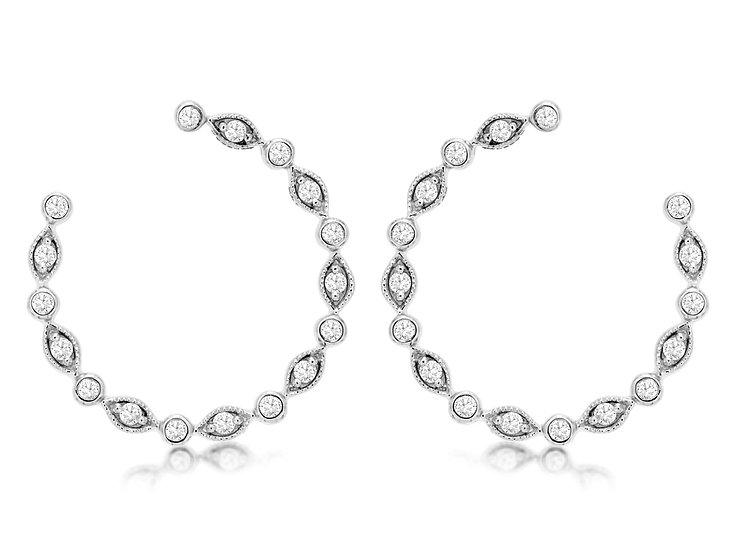 DIAMOND EARRING WC8511D