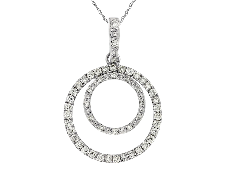 DIAMOND PENDANT WC6146D