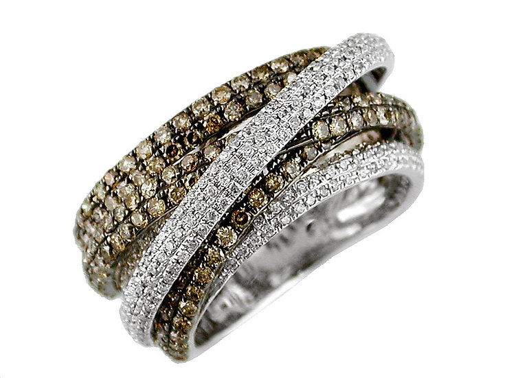DIAMOND & MOCHA DIAMOND RING WC3953V