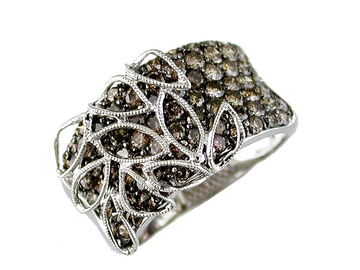 MOCHA DIAMOND RING WC3851V