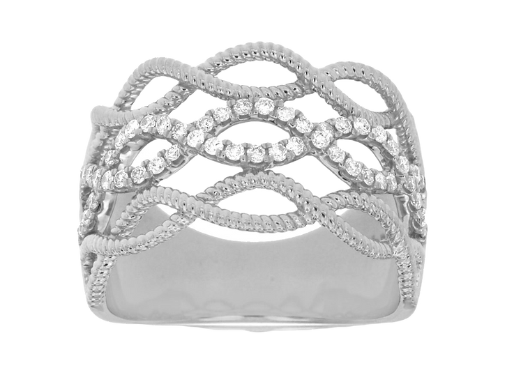 LADIES DIAMOND RING WC8131D