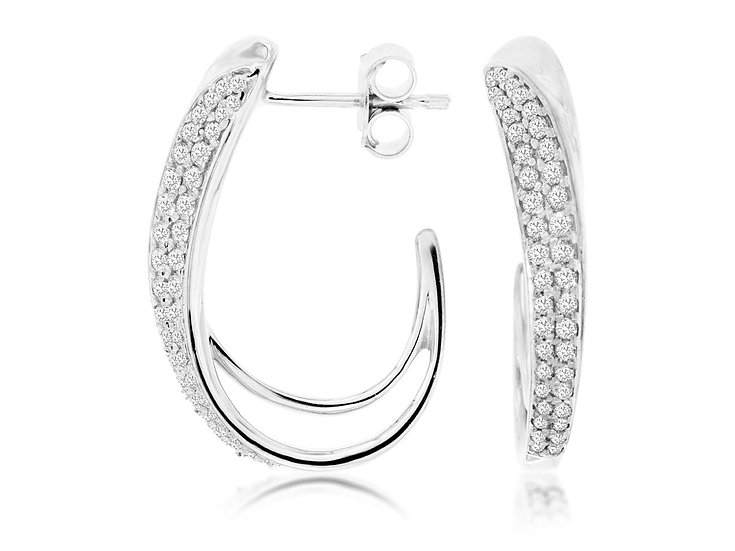 DIAMOND EARRING WC9092D