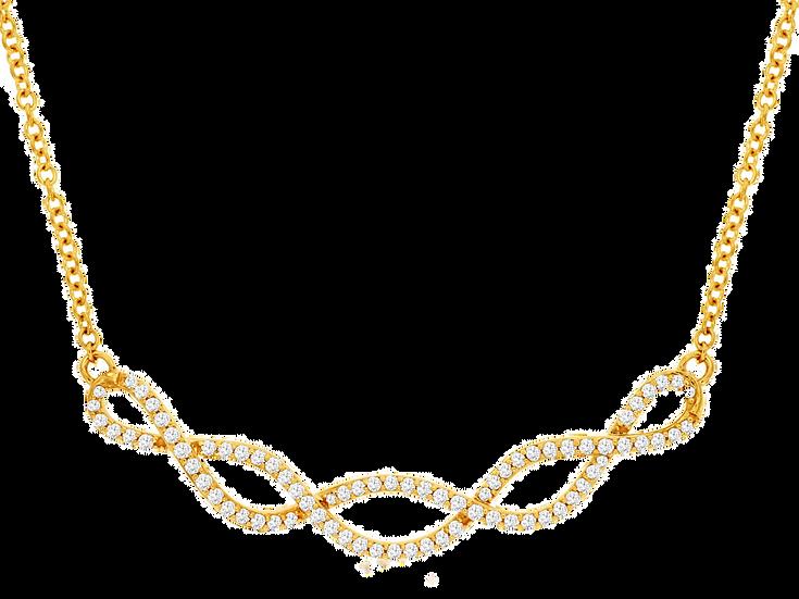 DIAMOND NECKLACE C7820D