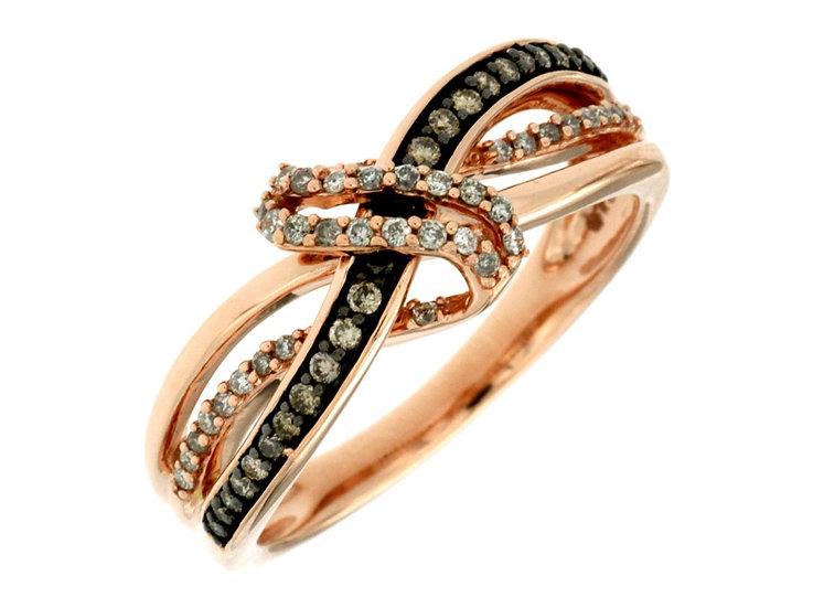 DIAMOND & MOCHA DIAMOND RING PC6857V