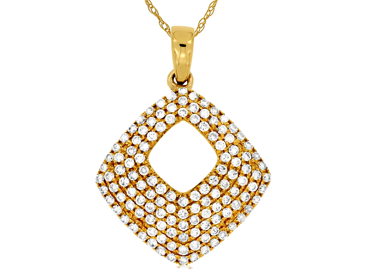 DIAMOND PENDANT C6685D