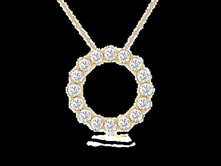 DIAMOND PENDANT C8301D