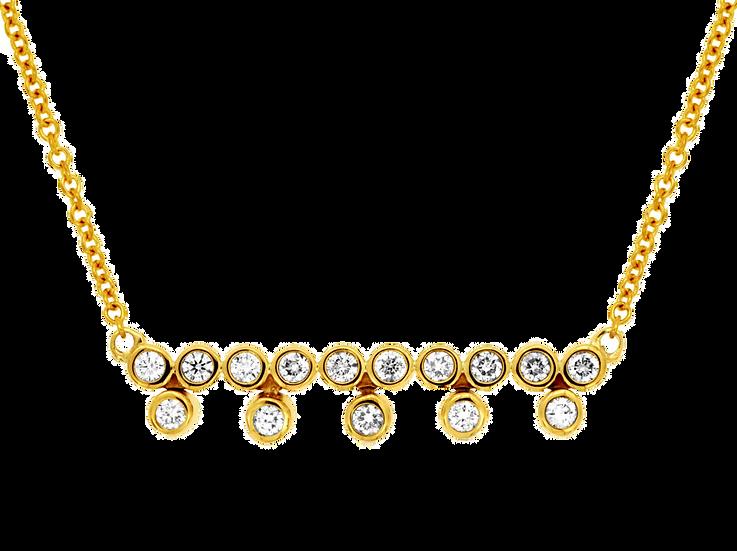 DIAMOND NECKLACE C8010D