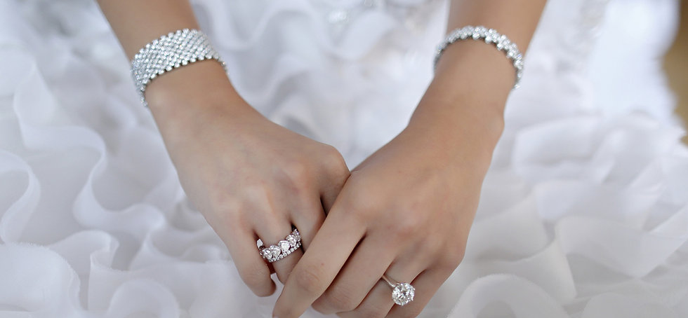 ENGAGEMENT RINGS l WHITES & COMPANY JEWELRY l ROGERS, AR