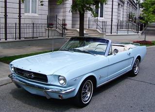 História Ford Mustang