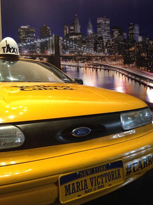 Yellow Cab - Taxi NY