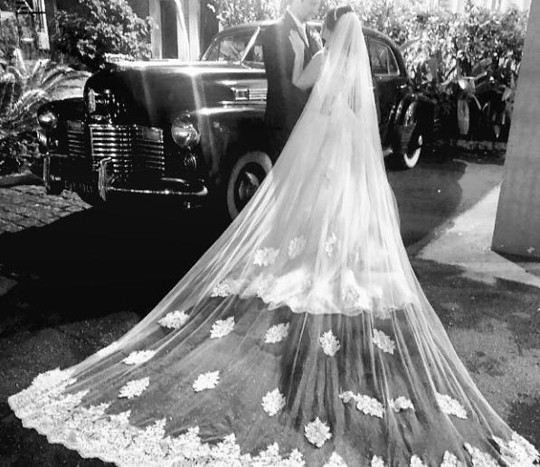 Cadillac 1941 - Casamento