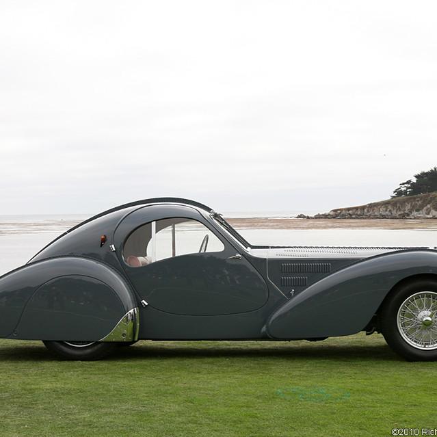 Carro de Cena - Bugatti Type 57