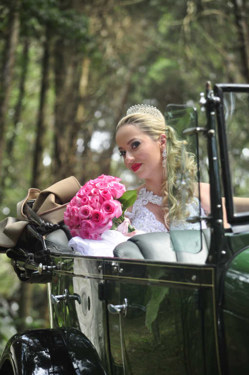 Carro de Cena - Casamento Ford 1928