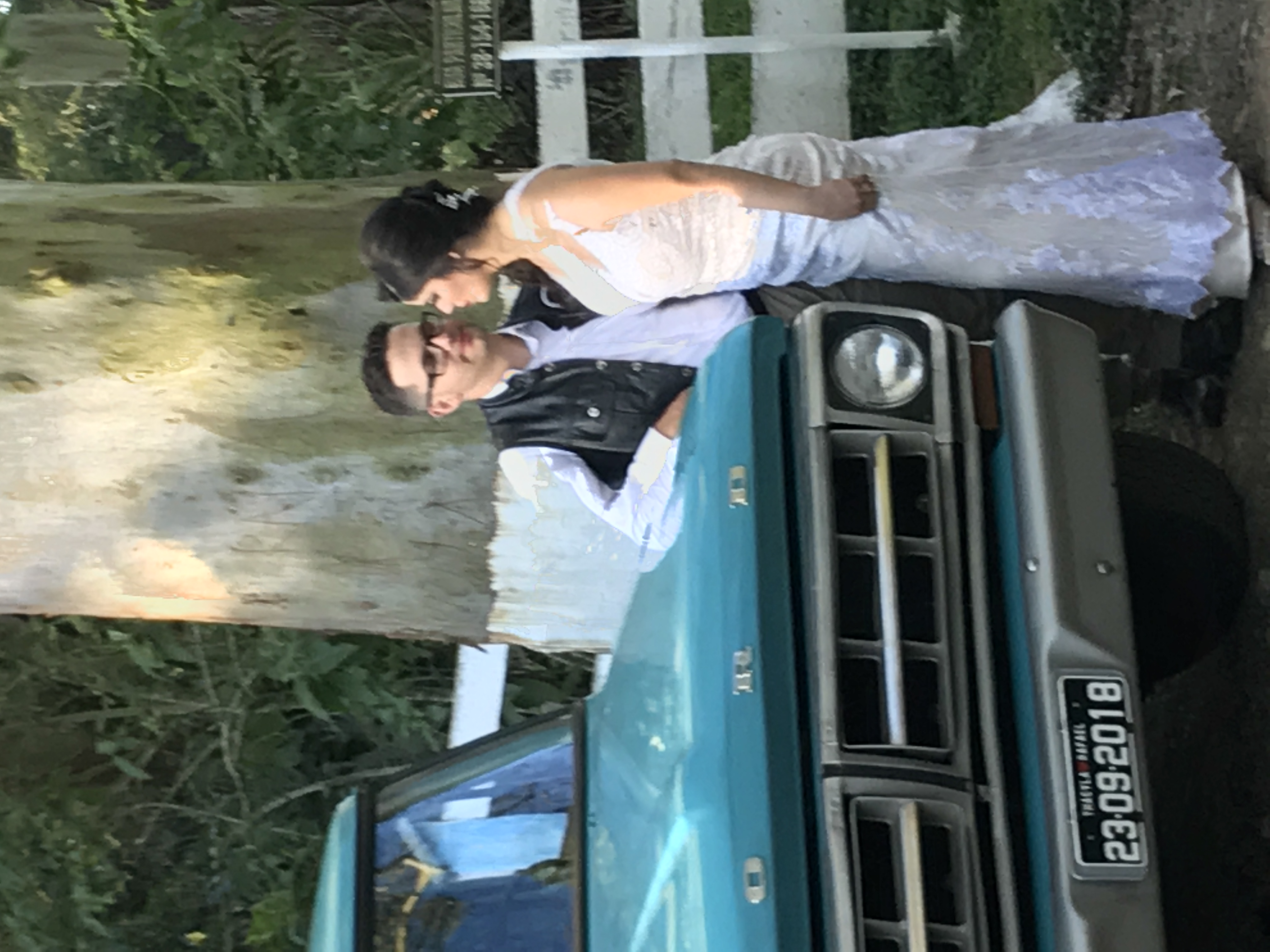 F100 1975 Casamento
