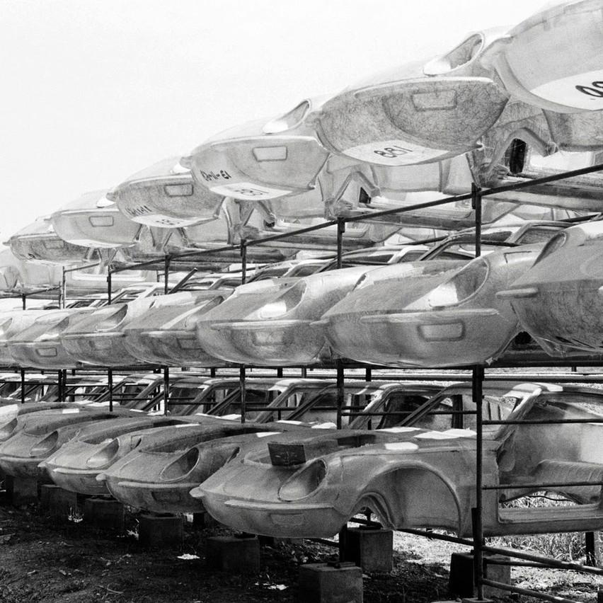 Fábrica Puma - Carro de Cena