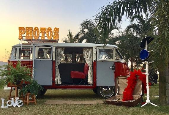Kombi Luxo 1963 Casamento Kombinete
