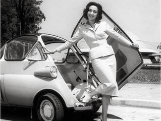 Romi Isetta - Primeiro carro fabricado no Brasil