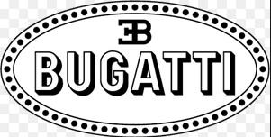 Carro de Cena - Logo Bugatti