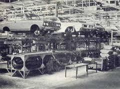 Fábrica Dodge - Carro de Cena