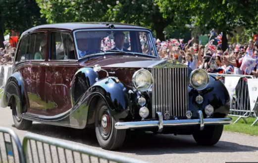 Rolls Royce Phantom IV 1950 Meghan M