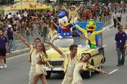 Parada Disney Rio de Janeiro