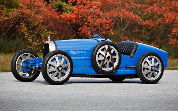 Carro de Cena - Bugatti Type 35