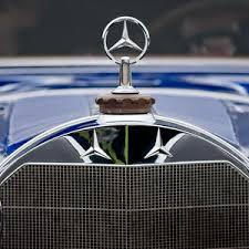Carro de Cena - Mercedes Benz