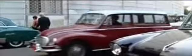 Carro de Cena - Senhora do Destino